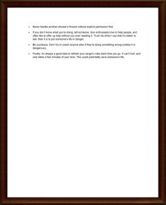 RANGE SAFETY RULES2